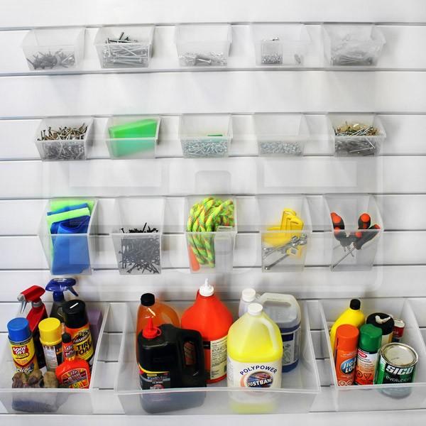 Kunststoffbehälter-Set 18-teilig